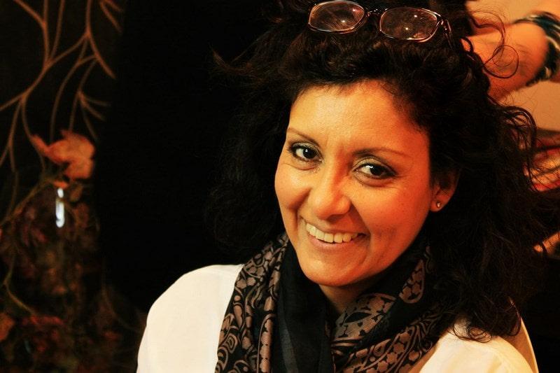 Claudia Nieva