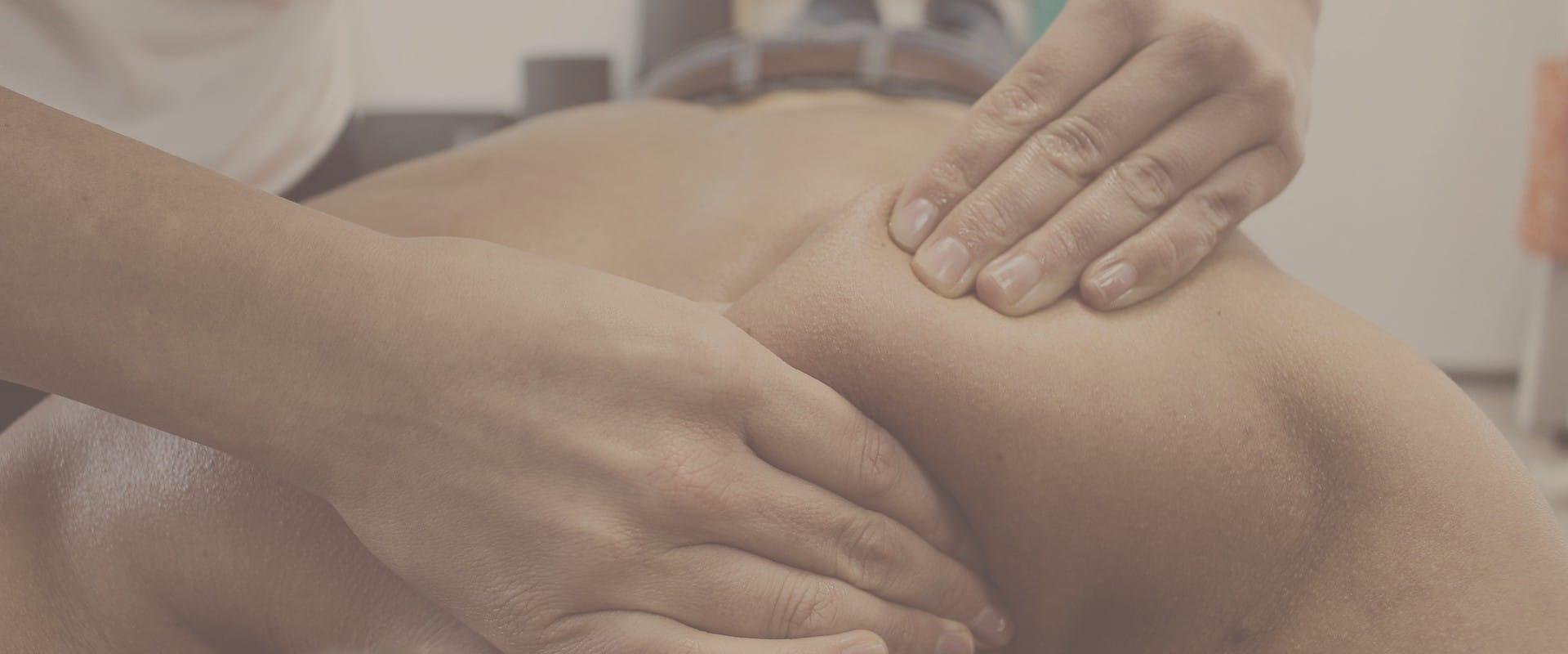 Massaggi <br /> Metodo Rodeghiero